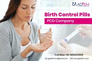 Birth Control Pills Pharma Franchise
